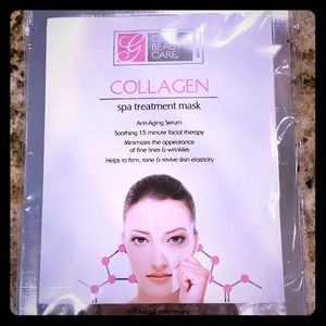 Global Beauty Care Collagen Mask